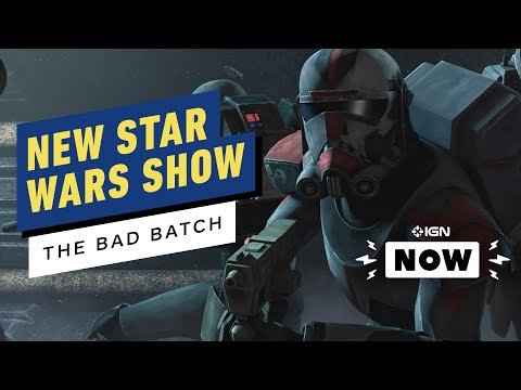 New Star Wars Animated Series The Bad Batch Coming to Disney Plus - IGN Now