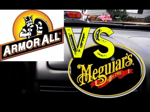 Armorall Vs Meguires Which One Wins??!?!