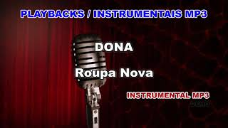 ♬ Playback / Instrumental Mp3 - DONA - Roupa Nova