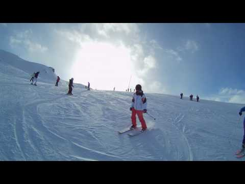 Evolution 2 Val d'Isère - Nico's Morning group 5th February 2017