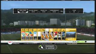 Fifa 12 Ultimate Team:: Pack Openings - Episode 1
