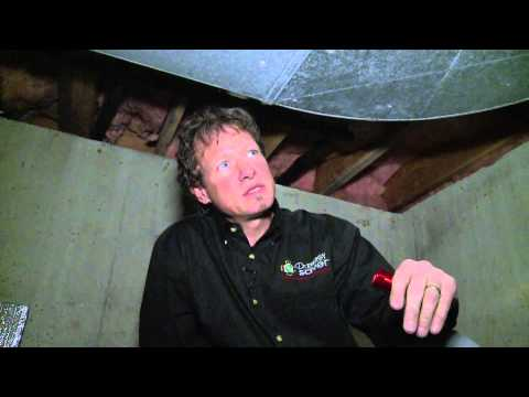 Air Sealing and Insulating a Crawl Space