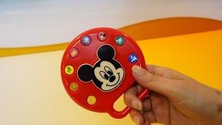 Disneyおもちゃ紹介♪ 今回はディズニーおもちゃ『ミッキーのタンバリン...
