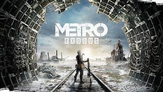 METRO EXODUS - O Início de Gameplay, em Português PT-BR!