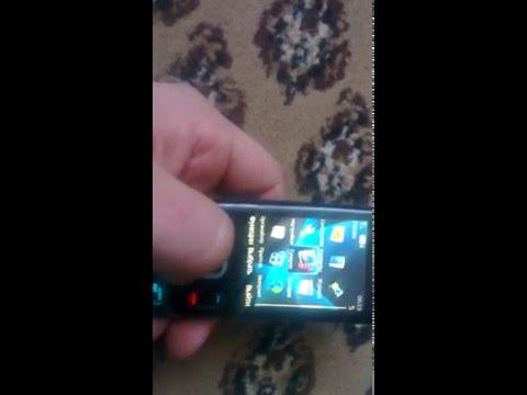 Полный видео-обзор бизнес титана 2008 года NOKIA 6600 Slide