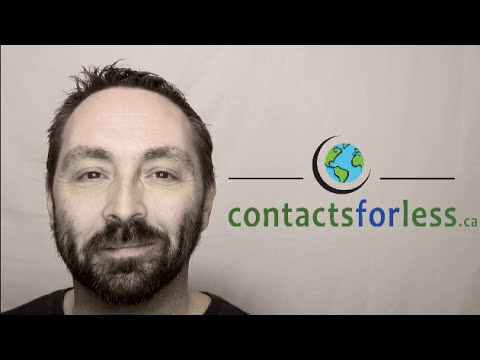 Best Way To Buy Contact Lenses Online - Just For Canada
