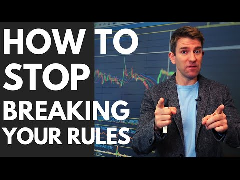Never Break a Trading Rule Again With This Simple Trick 👍