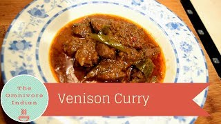 Venison Curry - Indian Style Venison Curry Recipe