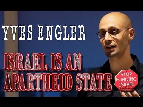 SFi041 - Yves Engler - israel is an Apartheid State