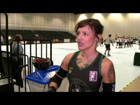 "Classic City Rollergirls are ""a family"""