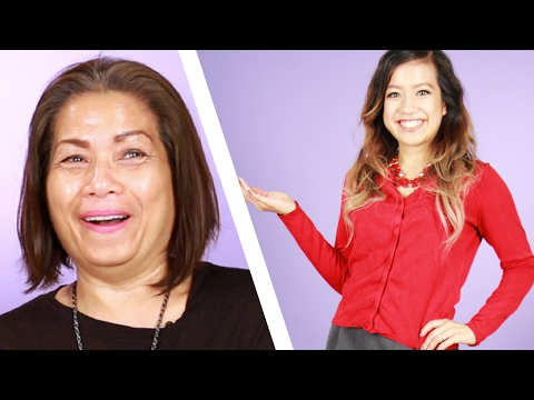 Thumbnail: Women Get Dressed By Their Moms For A Week
