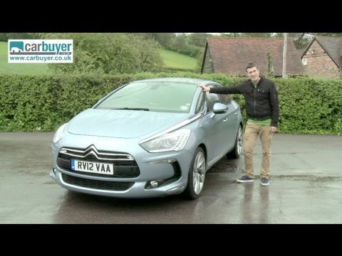 Citroen DS5 hatchback review – CarBuyer