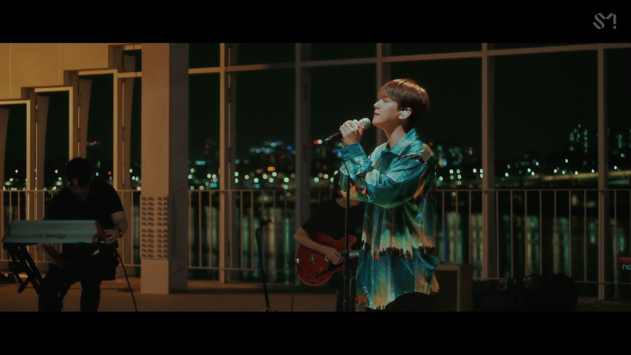 [STATION] BAEKHYUN 백현 '공중정원 (Garden In The Air)' Teaser - Our Beloved BoA #1