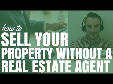 How To Sell Your Property Without A Real Estate Agent