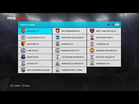 Download and Instal PES 2018 PS3 CFW LinkModz Patch AIO