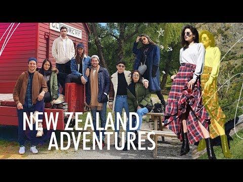 New Zealand Vlog   Nicole Andersson