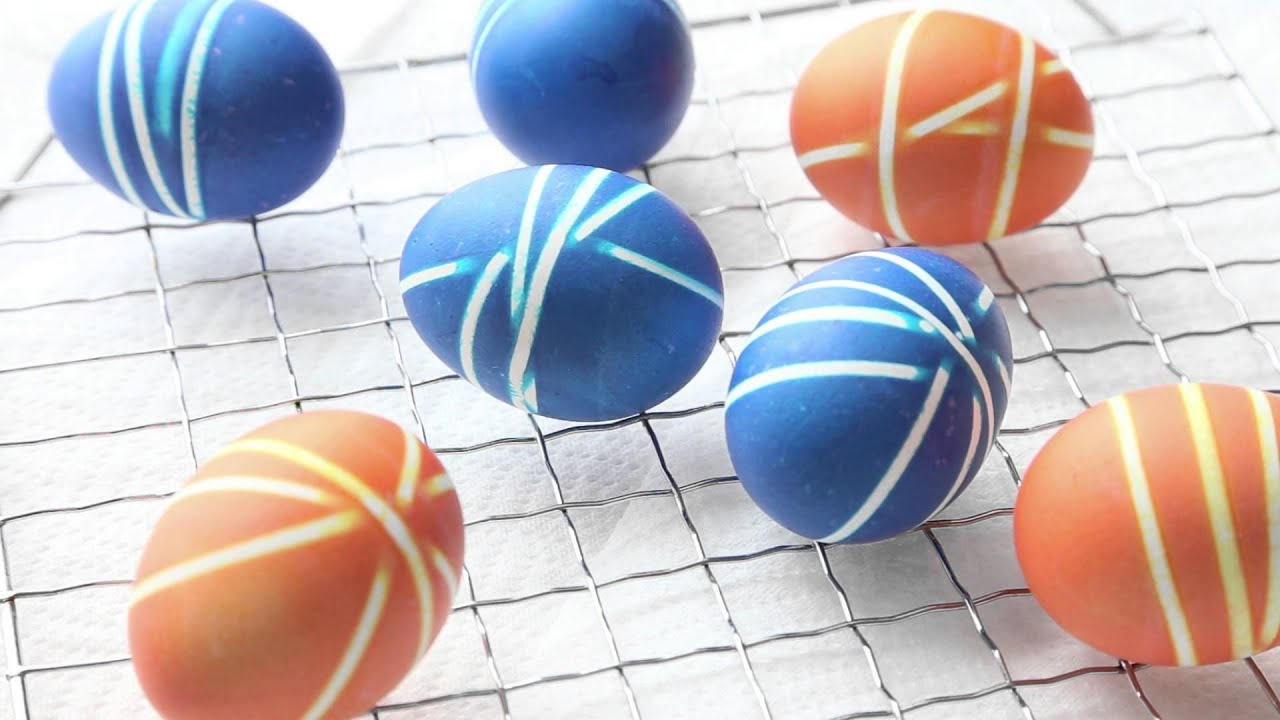 To Dye For Eggs with McCormick Food Color