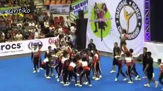 LNNCHS WILDCATS - CHAMPION HS Coed (National Cheerleading Championship Finals 2013)