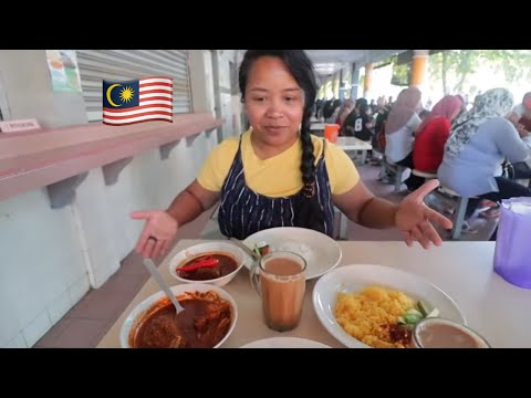 ICONIC MALAYSIAN Food in TERENGGANU for BREAKFAST | MALAYSIAN Street Food in Kuala Terengganu from YouTube · Duration:  13 minutes 24 seconds