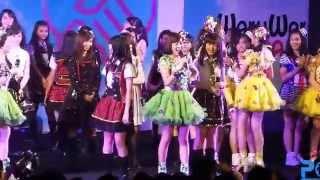 Download Video [141207] Haruka Project Announcement (Kokoro no Placard HS Festival) MP3 3GP MP4