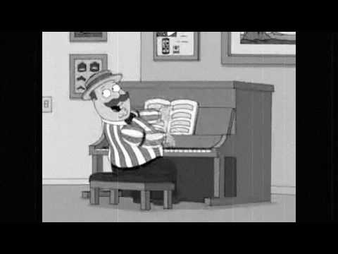 "Family Guy Vaudeville - ""Galloping Gertie"" by Sam Fonteyn"