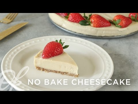 Raw Vegan Cheesecake | No Bake + Healthy!