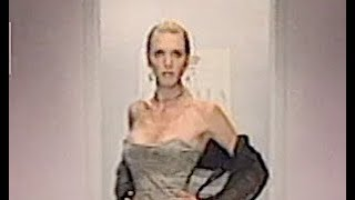FRANCO CIAMBELLA Fall 1999 2000 Haute Couture Rome - Fashion Channel