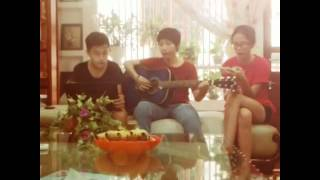 Cha [ Acoustic cover ] by Xù ( Chuối tây chuối ta Band )
