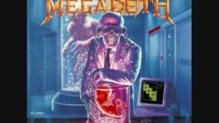 Megadeth- Hook In Mouth Live/ With Lyrics