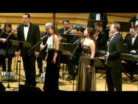 """Piese n rodnej zemi"" - Slotsong New years concert Slovak embassy Brussels"