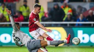 'BEST GAME OF MY LIFE!!!' Bristol City vs Manchester United Vlog #27