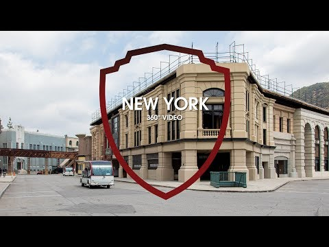Experience New York Street in 360° Video | Warner Bros. Studio Tour
