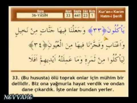 Mehmet Emin Ay   Yasin Suresi
