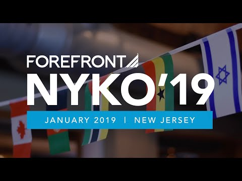 ForeFront's New Year Kickoff '19 Event