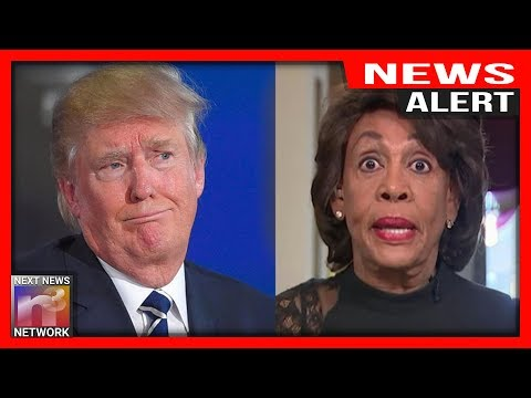 NEWS ALERT! Mad Maxine Does Best Hillary Clinton Impersonation, Tells BIGGEST Lie About Trump Fans