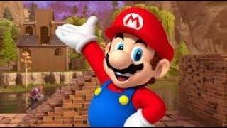 Super Mario Bros Fortnite Music Blocks (Creative Mode)