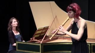 Arcangelo Corelli - Sonata op. 5 no. 5, 5. Giga Allegro - Eva Leonie Fegers, Margit Kovács