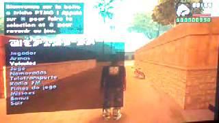 Como bota capacete no GTA San Andreas