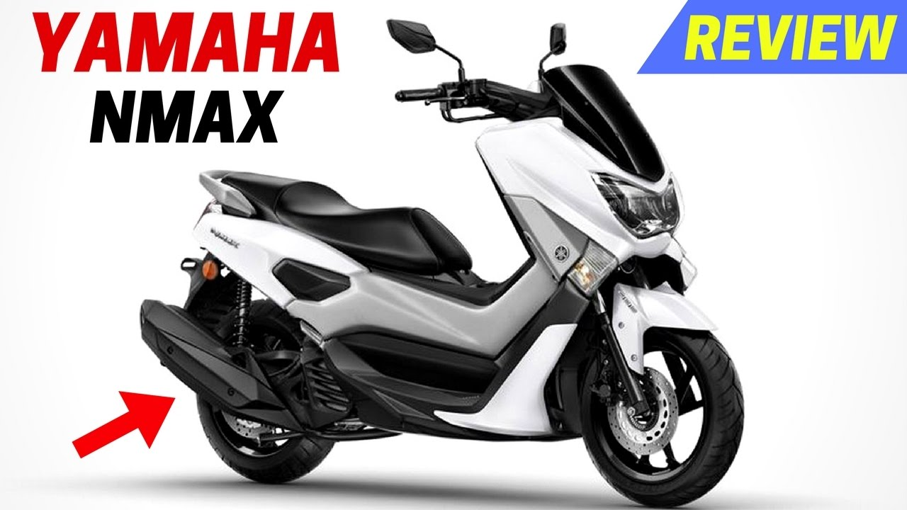 new 2017 yamaha nmax 125 youtube. Black Bedroom Furniture Sets. Home Design Ideas