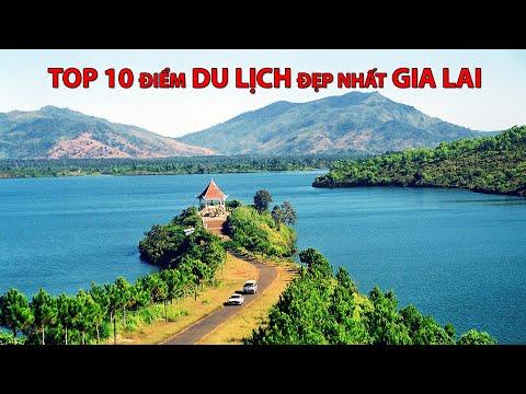 #039 - Top 10 điểm DU LỊCH đẹp nhất GIA LAI