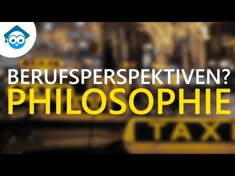 Berufsperspektiven Philosophie