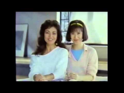 1986年CM 春風亭 小朝 東京ラーメン 木の実ナナ 池田みまこ ライオン