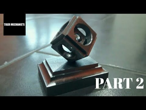 DIY | Milling a Paperweight - Part 2