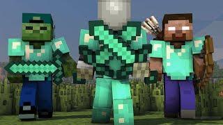 GẶP PHẢI NHỮNG NGƯỜI ĐỒNG ĐỘI BỰA QUÁ TRỜI | Minecraft PE 1.2