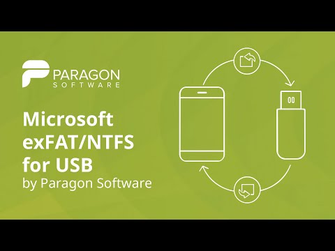 Microsoft exFAT/NTFS for USB by Paragon Software - Apps on Google
