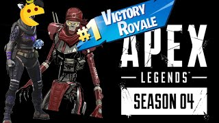 La gran victoria en Apex |Apex leyends season 04)