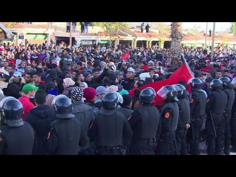 Morocco: third day of protest after two die in coal mine