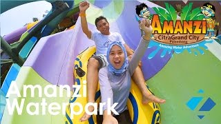 Amanzi Waterpark Palembang (Full)