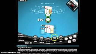 Card Counting in Single Deck Blackjack!