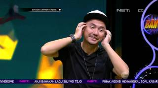 Cerita Omesh Jadi News Anchor Indonesia Morning Show